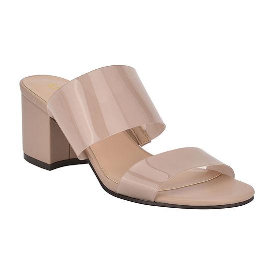 Unisa Womens Ellria Heeled Sandals