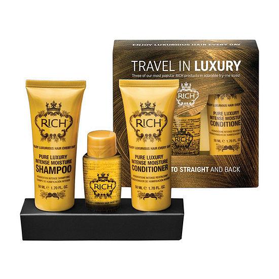 Rich 3-pc. Hair Care Travel Kit-1.7 oz.