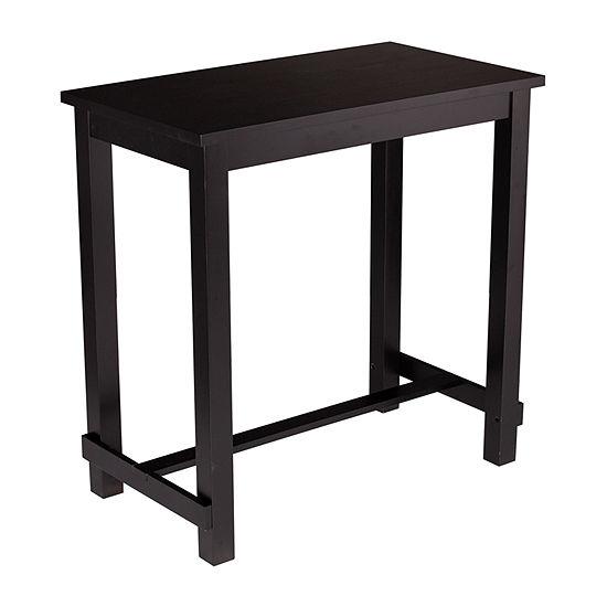 Gadia Rectangular Wood-Top Dining Table