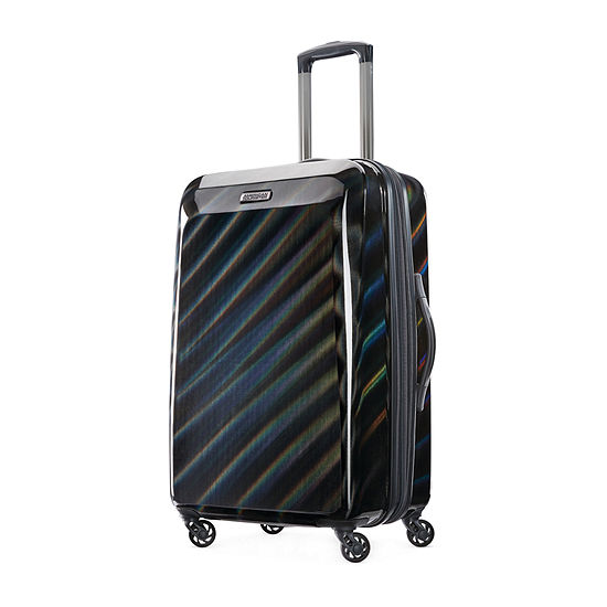 American Tourister Moonlight 25 Inch Hardside Lightweight Luggage