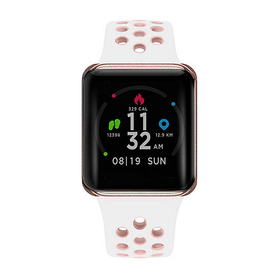 Itouch Air Se Womens White Smart Watch-42101r-18-H12