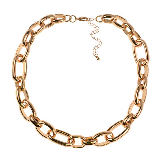 Worthington 18 Inch Link Chain Necklace
