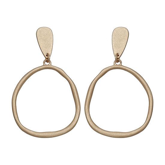 a.n.a Hoop Earrings