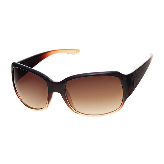 a.n.a Oversized Rectangle Womens Sunglasses