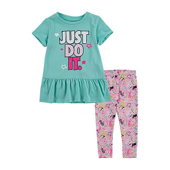 Nike Girls 2-pc. Legging Set -Toddler
