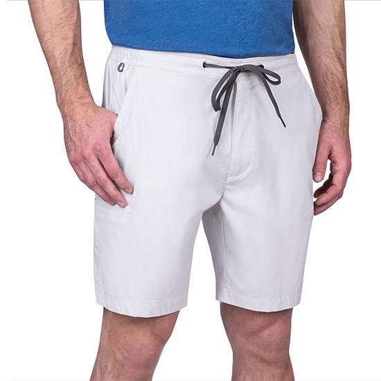 American Outdoorsman Mens Stretch Hybrid Short