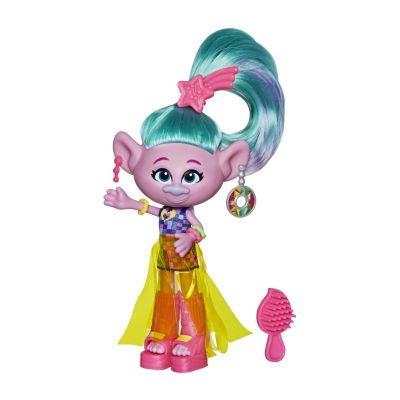 Trolls Glam Fashion Doll Assortment