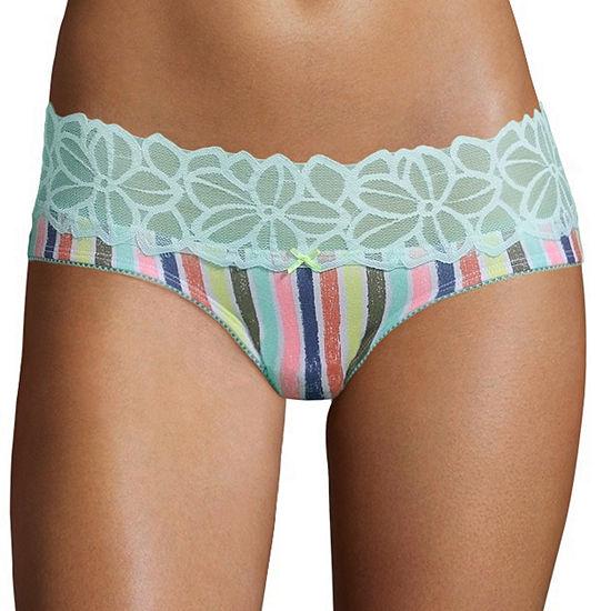 Flirtitude Knit Hipster Panty