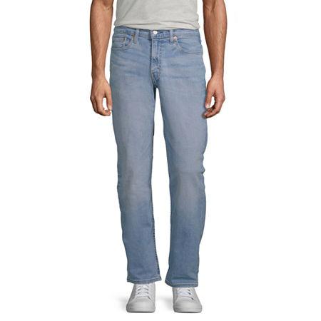 Levi's Mens 514 Flex Straight Fit Jean, 31 30, Blue