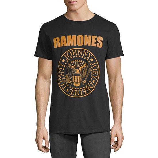 New World Mens Crew Neck Short Sleeve T-Shirt