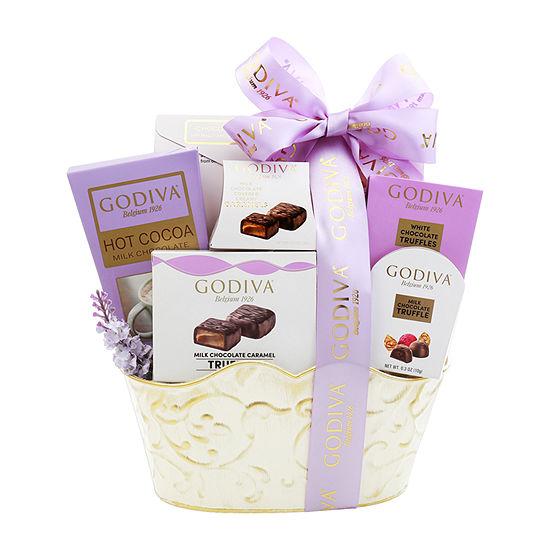 Alder Creek Spring Godiva Chocolate Gift Set