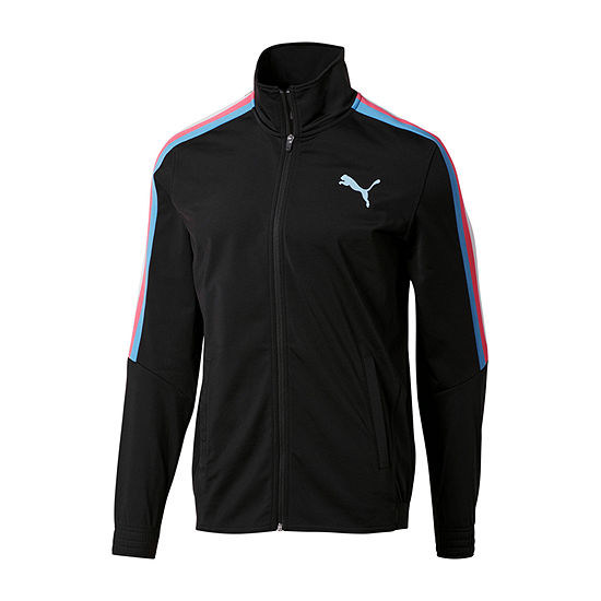Puma Contrast Lightweight Track Jacket