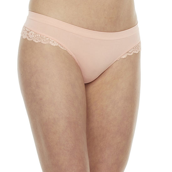 Ambrielle Seamless Thong Panty 11p050