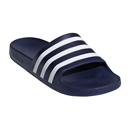 adidas Womens Adilette Aqua Slide Sandals