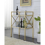 Gold Coast Serving Bar Table