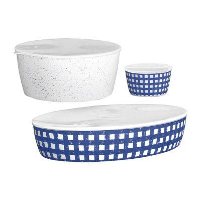 Tarhong Homemade 3-pc. Serving Bowl