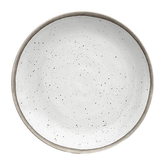 Tarhong Retreat Pottery Bamboo 6-pc. Dinner Plate