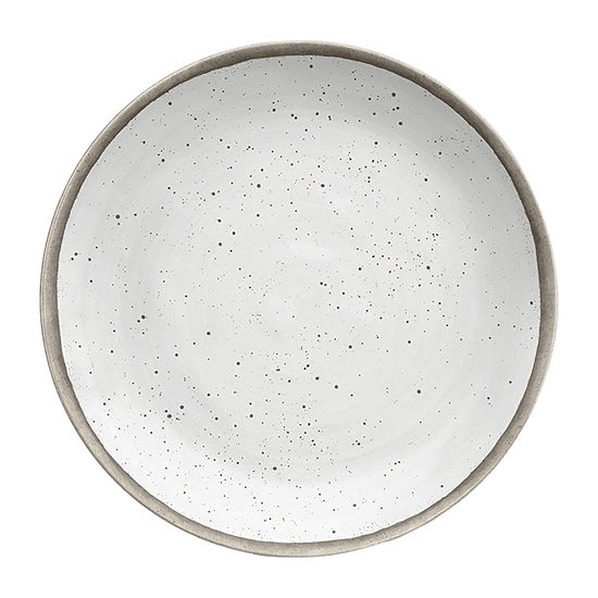 Tarhong Retreat Pottery Bamboo 6-pc. Salad Plate