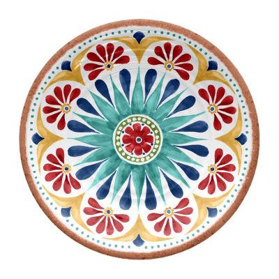 Tarhong Rio Medallion 6-pc. Salad Plate