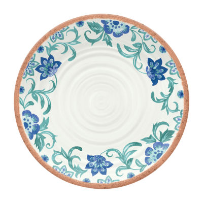 Tarhong Rio Floral 6-pc. Dinner Plate