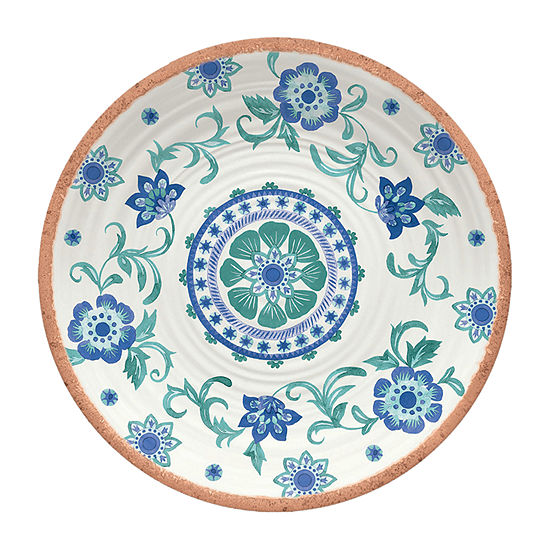 Tarhong Rio Floral Serving Platter