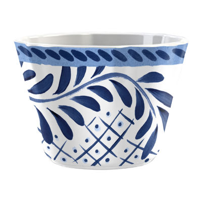 Tarhong Cobalt Casita 6-pc. Fruit Bowl