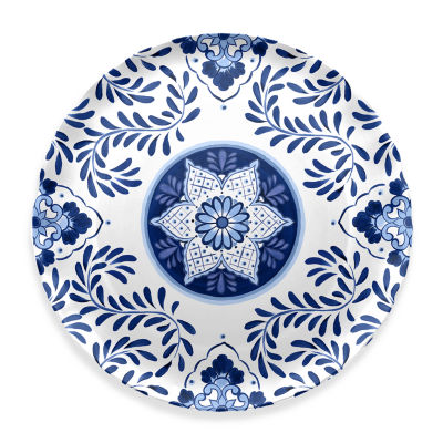 Tarhong Cobalt Casita Serving Platter