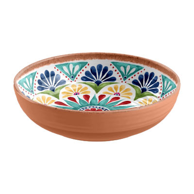 Tarhong Rio Medallion 6-pc. Cereal Bowl