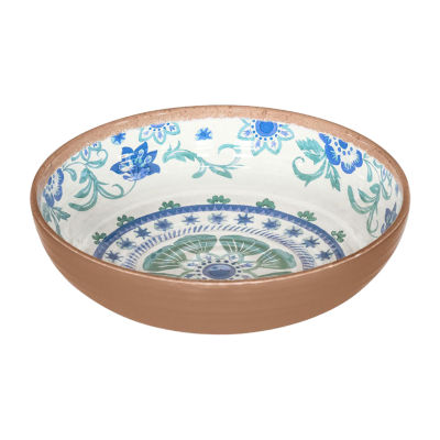 Tarhong Rio Floral 6-pc. Cereal Bowl