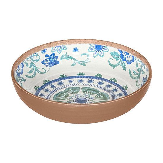 Tarhong Rio Floral 6-pc. Cereal Bowl