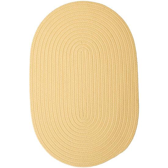 Colonial Mills® Nantucket Reversible Braided Indoor/Outdoor Oval Rug