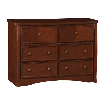 Simmons Kids™ Slumber Time Elite Double Dresser - Espresso Truffle
