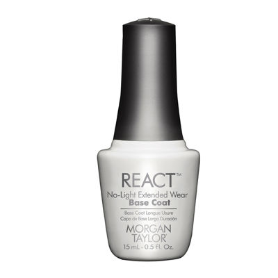 Morgan Taylor™ React No-Light Extended Wear Base Coat
