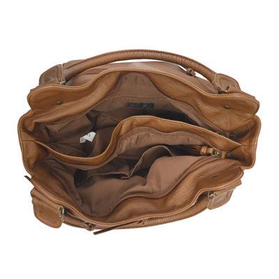 St. John's Bay Double Shoulder Bag
