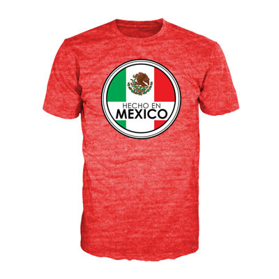 Hecho En Mexico Shield Short-Sleeve Tee