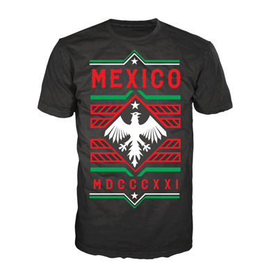 Mexico Crest Short-Sleeve Cotton Tee