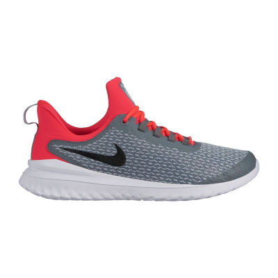 Nike Renew Rival Mens Running Shoes Lace-up