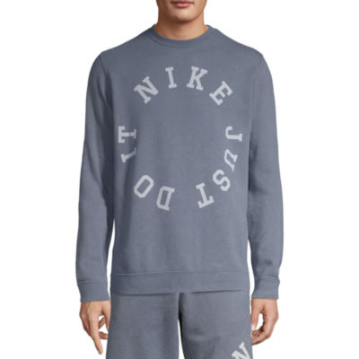 Nike Mens Crew Neck Long Sleeve Sweatshirt