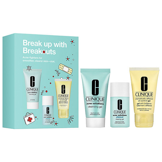 CLINIQUE Breakup with Breakouts