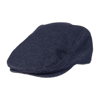 Levi's® Stretch Pique Flat Top Ivy Cap