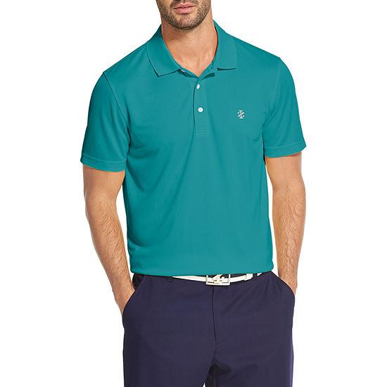 IZOD Golf Mens Short Sleeve Polo