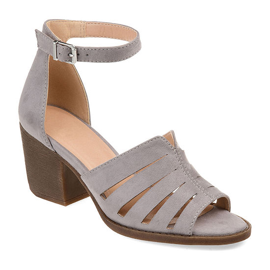 Journee Collection Womens Taryn Heeled Sandals