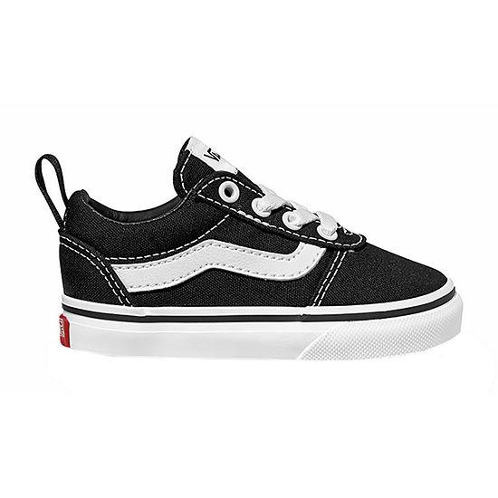 Vans Ward Slip On Toddler Boys Skate Shoes