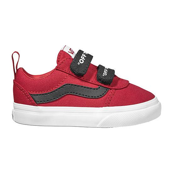 Vans Ward V Toddler Unisex Skate Shoes