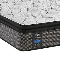 Deals on Sealy Posturepedic Evanston Plush Pillow Top Mattress