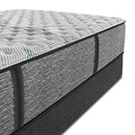 "Beautyrest® Harmony Lux Carbon 12.5"" Extra Firm - Mattress + Box Spring"