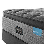 "Beautyrest® Harmony Lux Diamond 17.25"" Medium Pillowtop - Mattress + Box Spring"