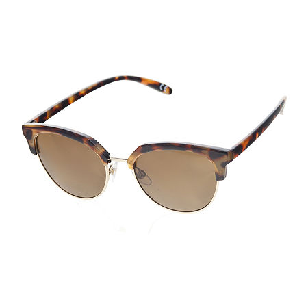 Features: Non-Polarized, Uv ProtectionBase Material: 90% Plastic, 10% MetalCare: Wipe CleanCountry of Origin: Imported