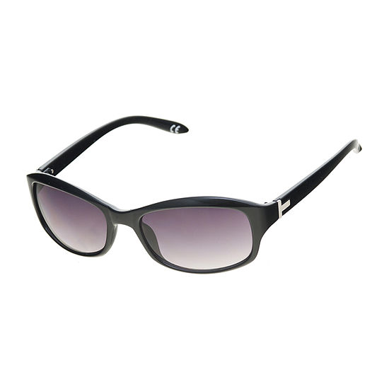 a.n.a Small Rectangle Womens Sunglasses