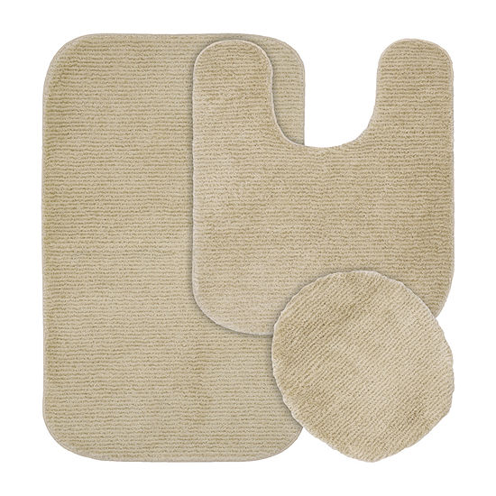 Garland Rug 3-pc. Glamor Bath Rug Set